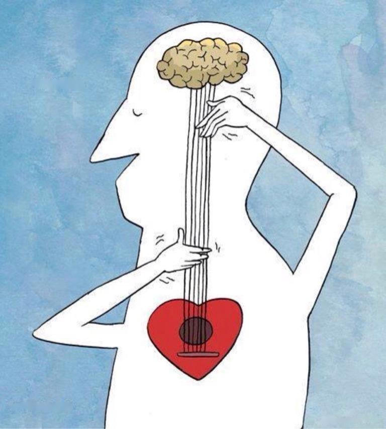 De la tête au coeur